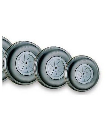 Roues Dubro 127mm