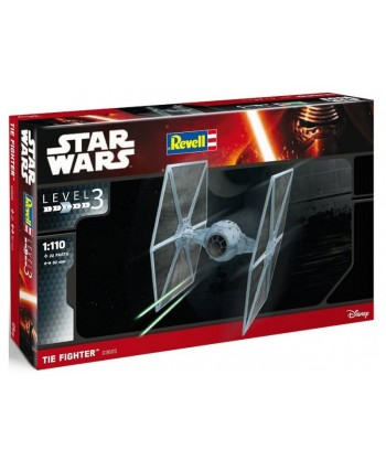 Maquette Revell Star Wars Tie Fighter